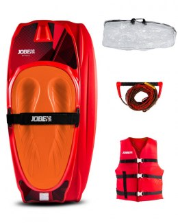 DESKA HOL. KNEEBOARD zestaw- Streak Kneeboard Red Package