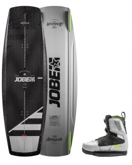 DESKA WAKEBOARD+ buty JOBE- Breach Wakeboard 139 & Nitro Set