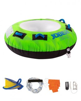 KOŁO HOLOWANE JOBE-Rumble Towable Package 1P Green -ZESTAW !