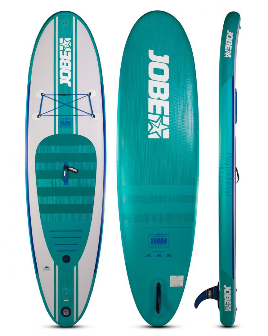 DESKA SUP JOBE -Aero Yarra SUP Board 10.6 + leash + repair kit