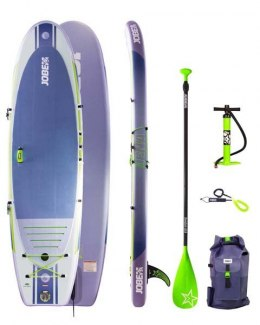 DESKA SUP ZESTAW Jobe Lena 10.6 Yoga Inflatable Paddle Board Package