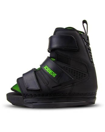 WIĄZANIA WAKEBOARD'owe JOBE- Host Wakeboard Bindings Black