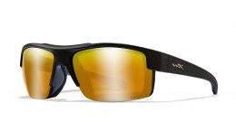 Okulary Wiley X COMPASS CCCMP06 Captivate Polarized Bronze Mirror Copper, Matte Black Frame
