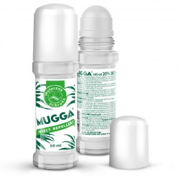 Mugga Roll on DEET 20 % na komary i kleszcze 50ml