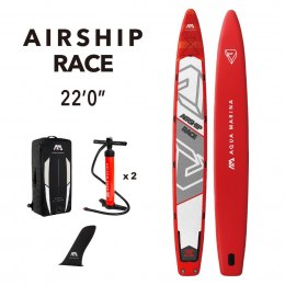 Deska Aqua Marina SUP Airship Race 22' 670cm BT-20AS 2021