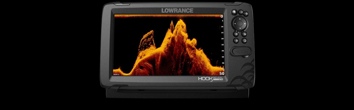Echosonda Lowrance HOOK REVEAL 5 50/200 HDI ROW