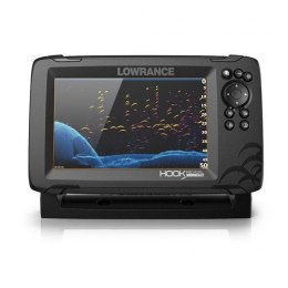 Echosonda Lowrance HOOK REVEAL 7 50/200 HDI ROW