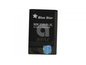 Bateria Blue Star BL-5C do Nokia 3100 1200mAh