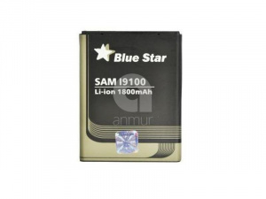 Bateria Blue Star Premium do Sam i9100 S2 1800mAh
