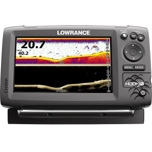 Echosonda LOWRANCE HOOK-7X MID/HIGH/DOWNSCAN