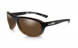 Okulary Wiley X ACE ACACE04 Polarized Bronze Lens Gloss Tortoise Fade Frame