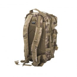 PLECAK SMALL ASSAULT PACK LASER CUT MANDRA® TAN