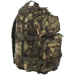 PLECAK SMALL ASSAULT PACK LASER CUT MANDRA® WOOD
