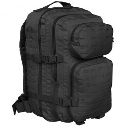 PLECAK ASSAULT PACK LASER CUT BLACK