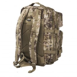 PLECAK ASSAULT PACK LASER CUT MANDRA® TAN