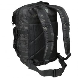 PLECAK ASSAULT PACK LASER CUT MULTITARN® BLACK