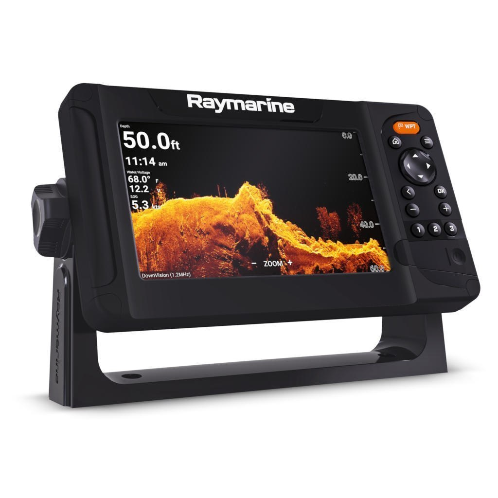 "Echosonda Sonar Raymarine Element 7 HV 7"" WiFi GPS CHIRP przetwornik HV-100 Navionics+ Small Download"