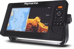 "Echosonda Sonar Raymarine Element 9 HV 9"" WiFi GPS CHIRP przetwornik HV-100, bez map"