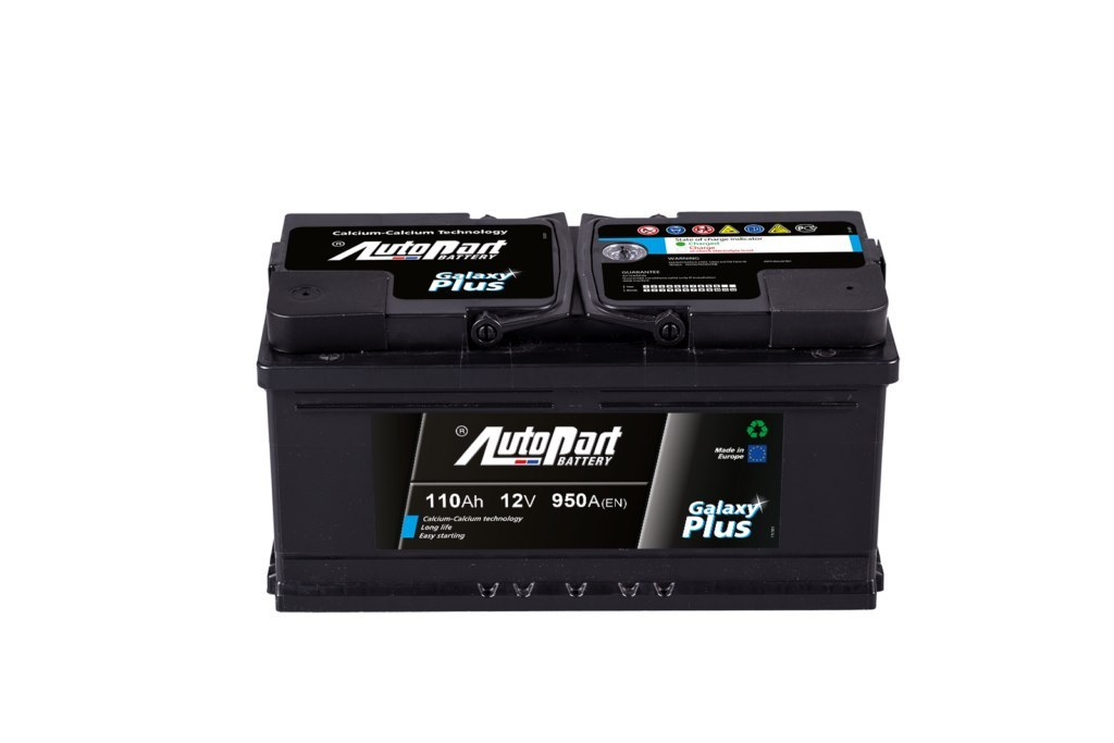Akumulator AutoPart Galaxy Plus 110Ah 12V 950A